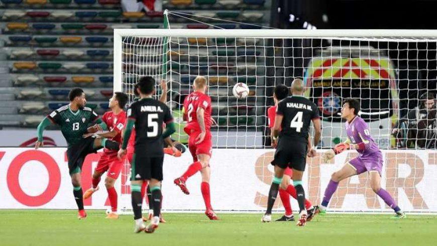 منتخب الإمارات يصعد إلى دور الثمانية لبطولة كأس أمم آسيا لكرة القدم 2019