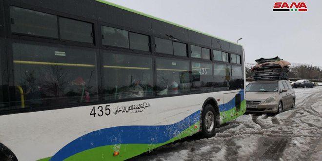 عودة دفعة جديدة من المهجرين السوريين من الأراضي اللبنانية