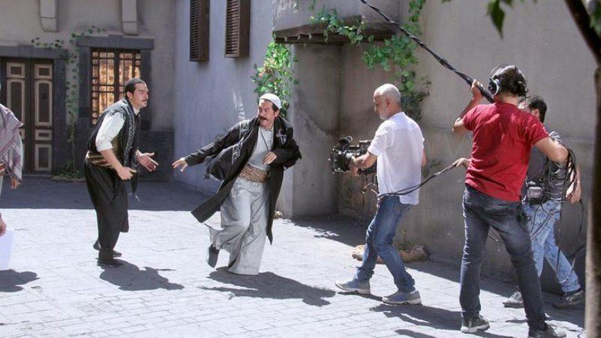 """حصريًّا.. """"باب الحارة"""" قد يلجأ للبنان أو تونس"""