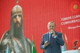 أردوغان يعيد قراءة القصيدة التي تسببت في سجنه قبل نحو 20 عاما