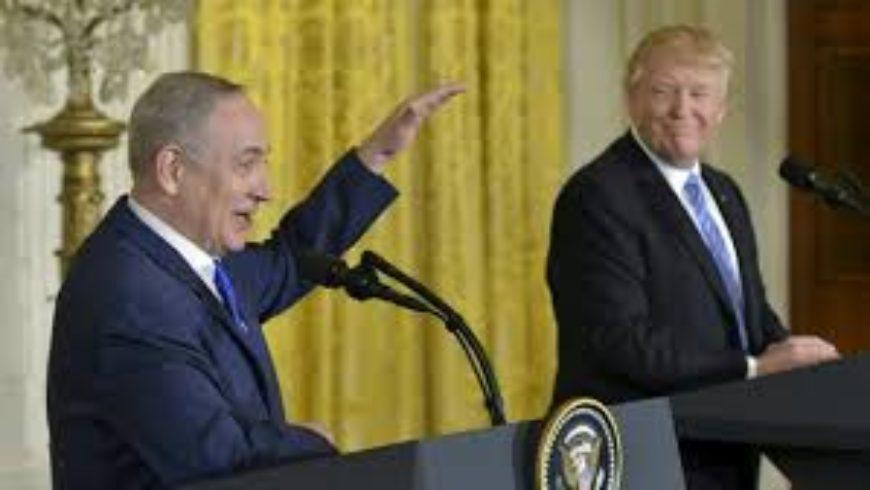 تنديد دولي بقرار ترامب بشأن الجولان