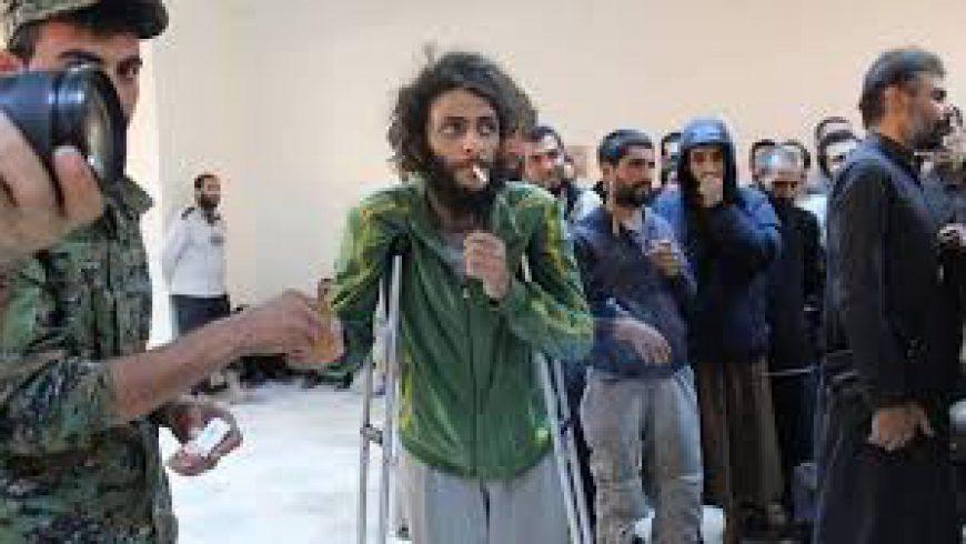 """""""هيومان رايتس ووتش"""" قلقة على مصير الدواعش في العراق"""