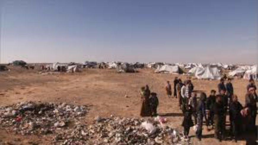 روسيا وسوريا تحثان المجتمع الدولي على دعم فكرة إزالة مخيم الركبان