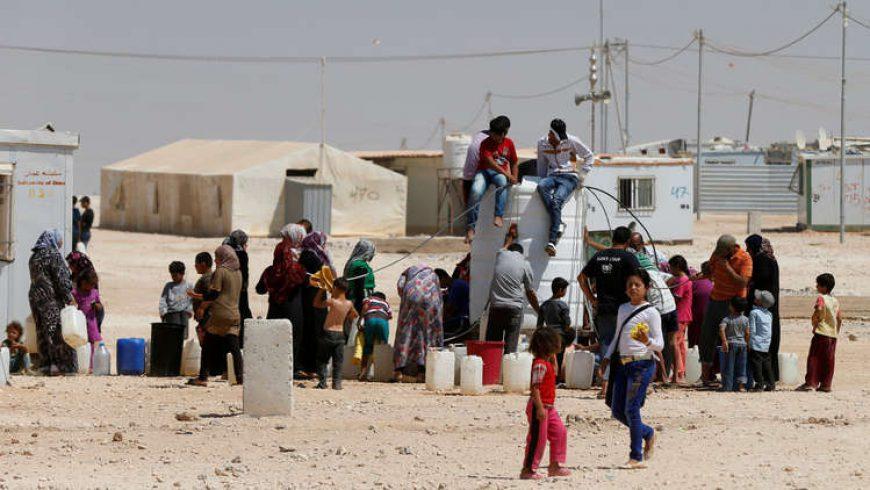 روسيا وسوريا ترحبان بنية الأردن مساعدة اللاجئين السوريين في العودة إلى بلادهم