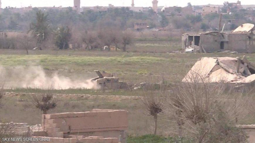 قوات سوريا الديمقراطية تأسر 157 إرهابيا.. معظمهم أجانب