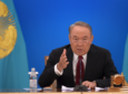 نور سلطان نزاربايف يعلن استقالته عن منصبه رئيسا لكازاخستان