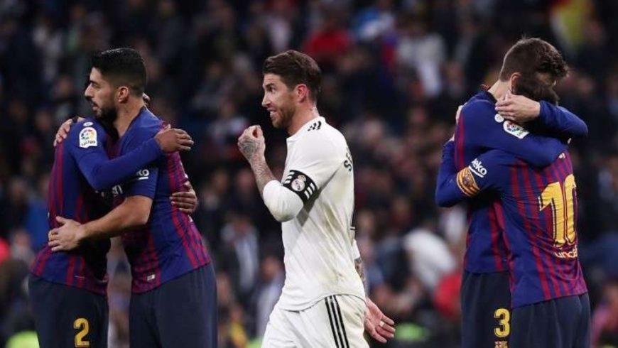 برشلونة يقلب الموازين ويحقق رقما بقي حكرا على ريال مدريد 87 عاما