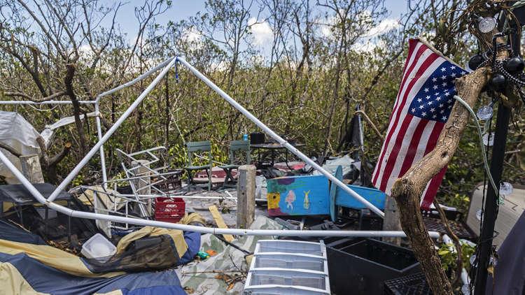 إعصار يخلف 8 قتلى جنوبي الولايات المتحدة
