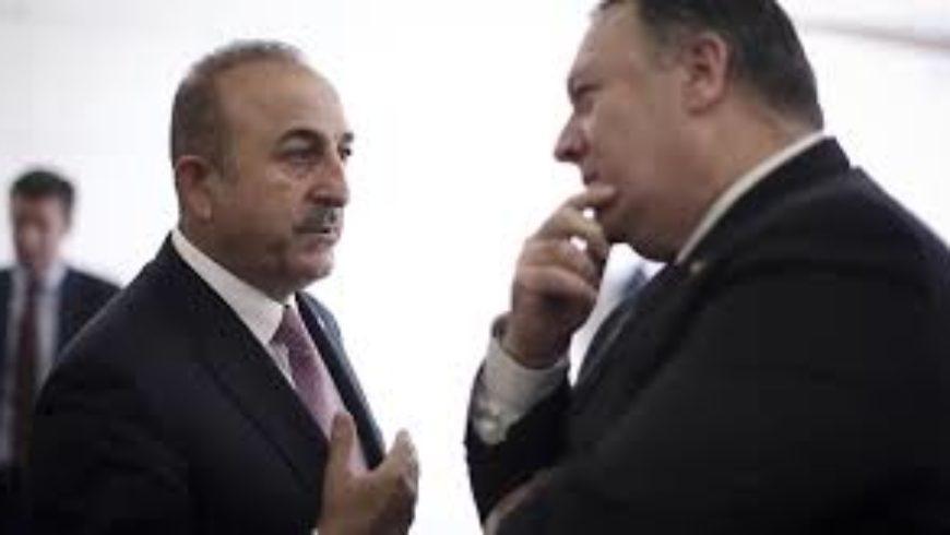أنقرة تنتقد بيان الخارجية الأمريكية حول نتائج زيارة تشاووش أوغلو  إلى واشنطن