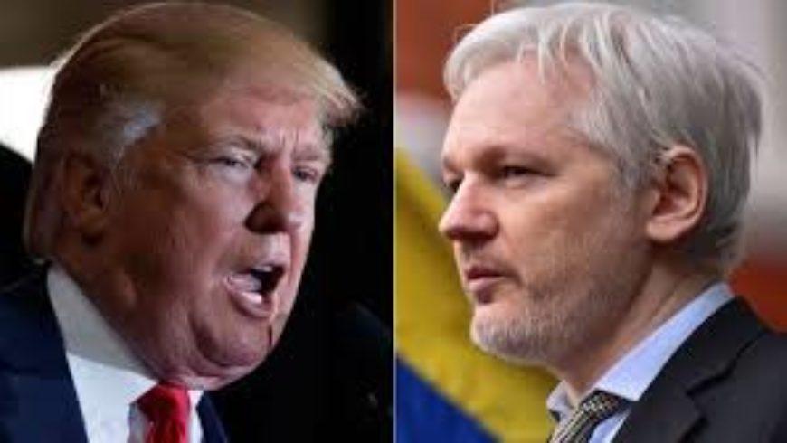 ترامب: لا أعرف شيئا عن ويكيليكس أو أسانج