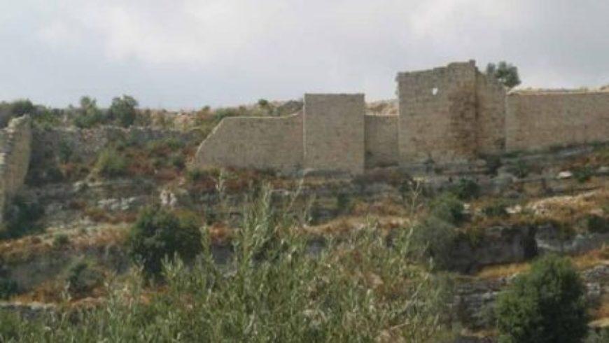 قلعة المنيقة