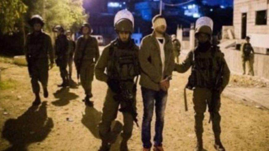 قوات الاحتلال تقتحم مخيم جنين وتعتقل 21 فلسطينيا في الضفة الغربية
