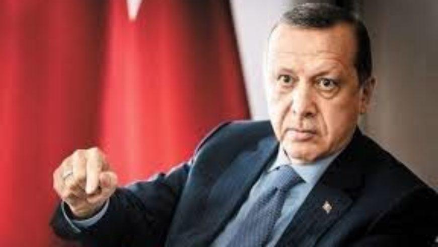 إردوغان وجرس الإنذار