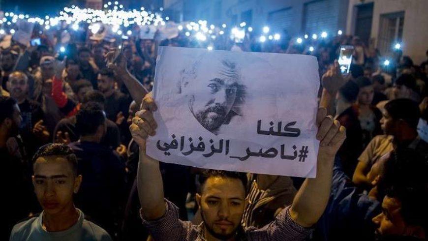 """السلطات المغربية تنقل سجناء من """"حراك الريف"""" إلى شمال المملكة"""