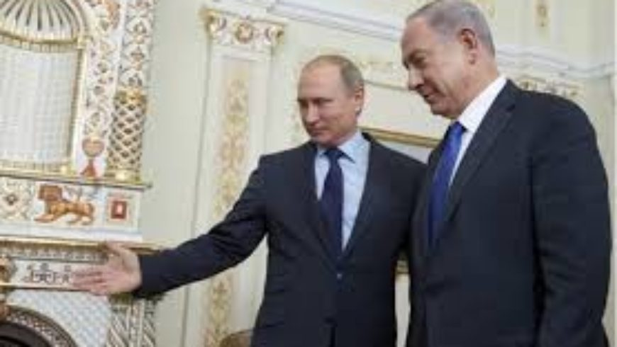 هدية موسكو لتل أبيب: بوتين (أيضاً) يريد بقاء نتن ياهو