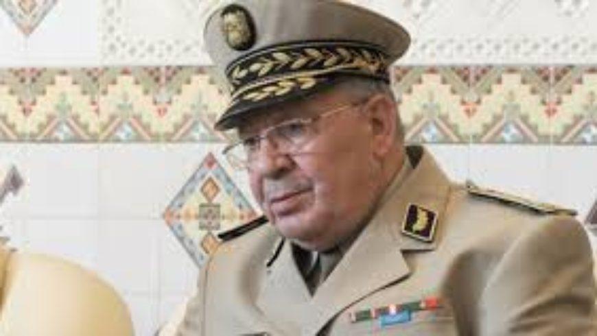 خارطة طريق من 4 بنود يطرحها الجيش الجزائري لتجاوز الأزمة