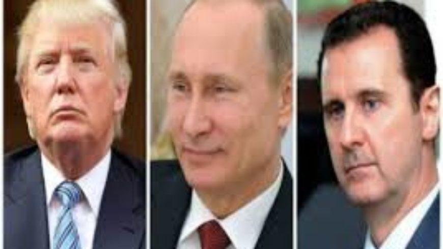 ما هي الصفقة الممكنة بين روسيا والولايات المتحدة وإسرائيل حول إيران وسوريا؟