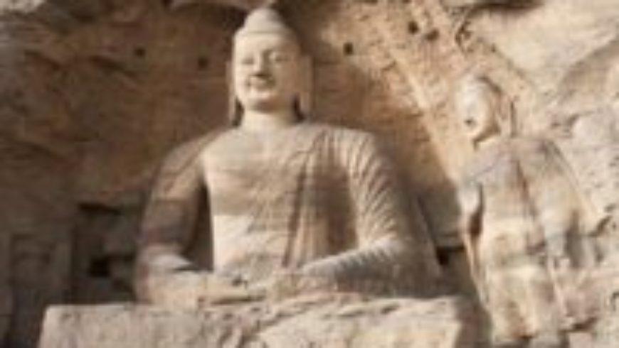 الكهوف الحجرية الأربعة في الصين