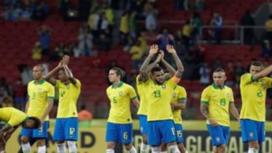البرازيل تسحق هندوراس بسباعية نظيفة في مباراة ودية