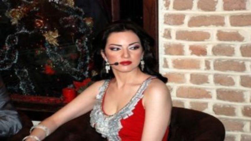 إسعاف الممثلة صفاء سلطان إلى المستشفى
