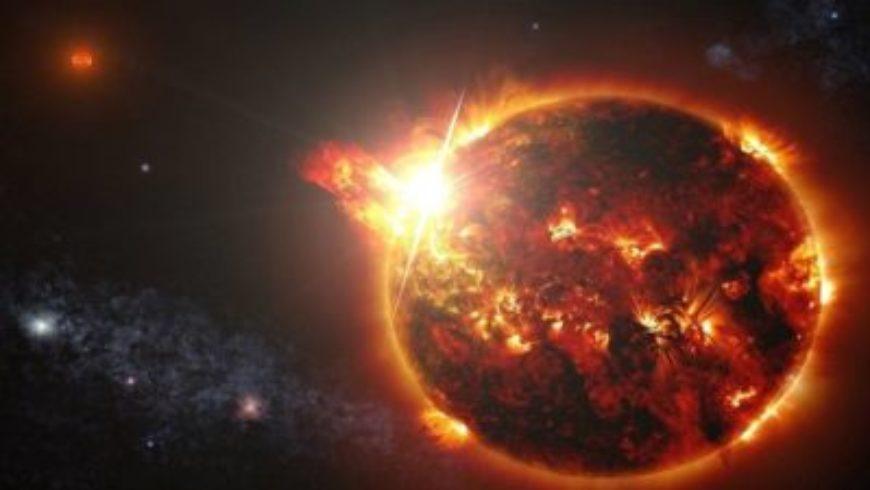 لأول مرة: تسجيل انبعاث كميات ضخمة من البلازما من تاج نجم بعيد