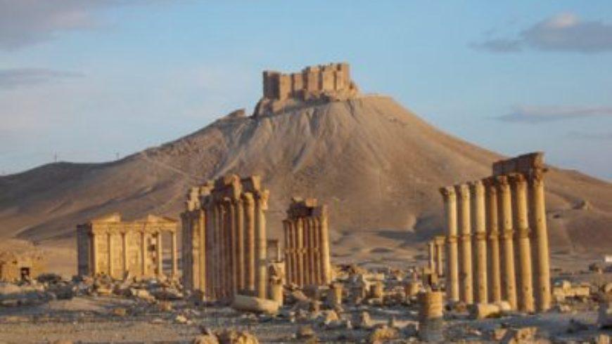 قلعة فخر الدين المعني  تدمر (سوريا)