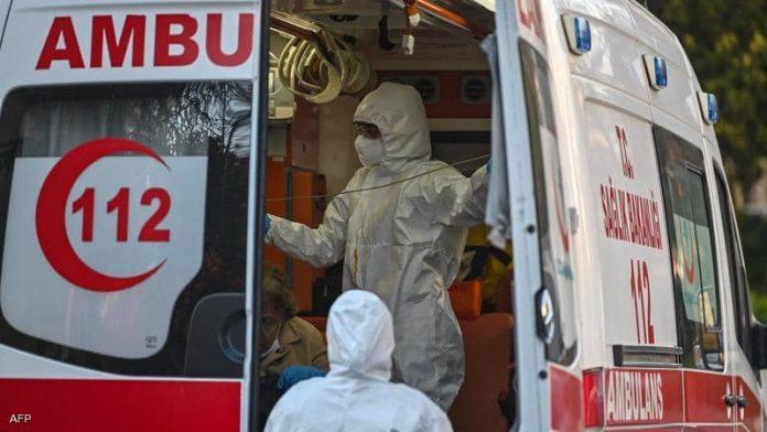 تركيا تسجل 7897 إصابة و108 وفيات جديدة بفيروس كورونا