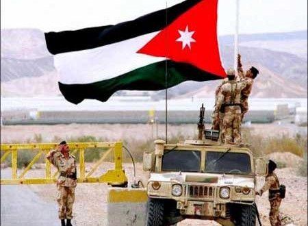 الأردن يعلن عن نشر قوات من حرس الحدود بمساندة جوية على الحدود مع سوريا والعراق