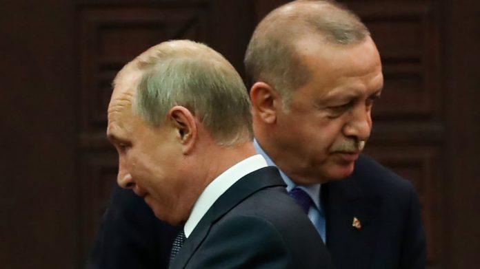 أردوغان يجر روسيا إلى حرب ضد الأكراد في سورية