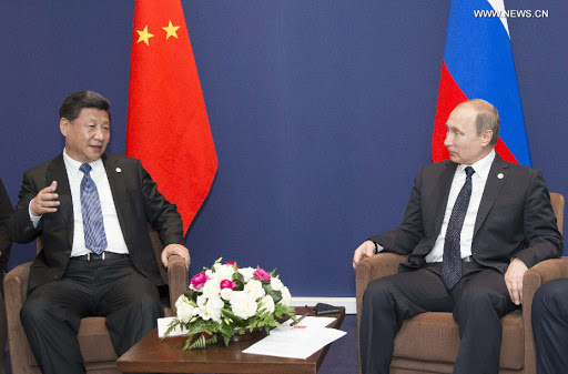 روسيا والصين ستقاومان الولايات المتحدة في حرب باردة جديدة
