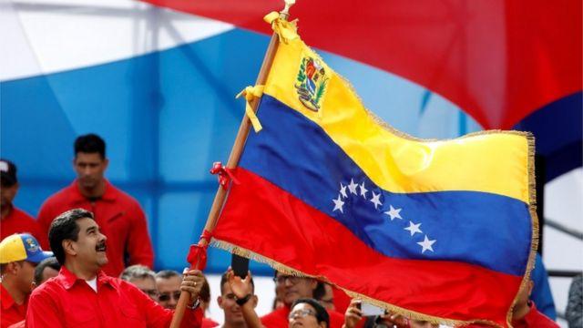 فنزويلا.. مقتل 8 جنود بمعارك مع جماعات مسلحة على الحدود الكولومبية
