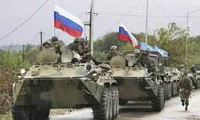 ماذا يعني تحرك القوات الروسية واسع النطاق بالقرب من حدود أوكرانيا؟