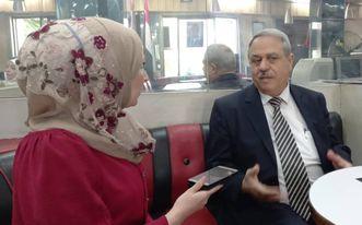 موقع أصدقاء سورية يجرى حواراً خاصاً مع السيد محمود مرعي المرشح للانتخابات الرئاسية عام 2021