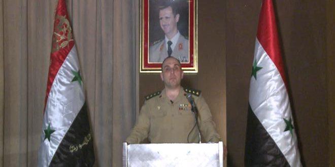 النيابة العامة العسكرية تعرض أدلة تتيح توجيه اتهامات مثبتة ضد الولايات المتحدة بتحضير وتنفيذ اعتداءات إرهابية في سورية