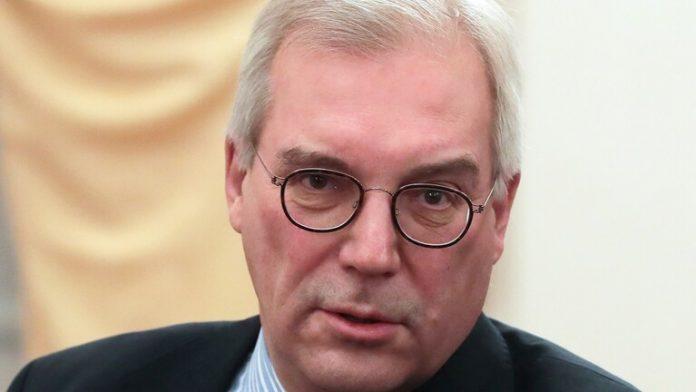 دبلوماسي روسي: علاقات موسكو مع الاتحاد الأوروبي وصلت نقطة الصفر.موقع أصدقاء سورية.
