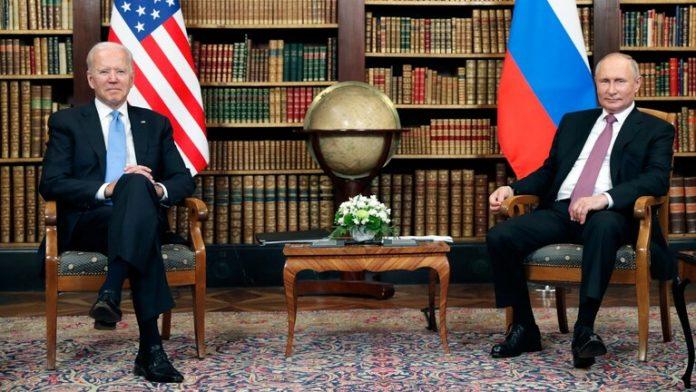 البيت الأبيض: قمة جنيف كانت مفيدة لأمريكا ونحتاج للتعامل مع بوتين.موقع أصدقاء سورية.