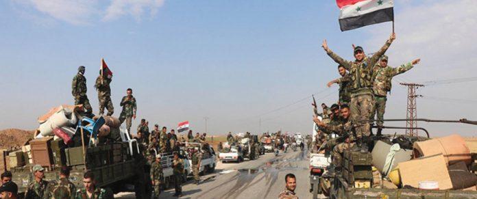 لدفاع الروسية: الجيش السوري حقق الاستقرار في درعا
