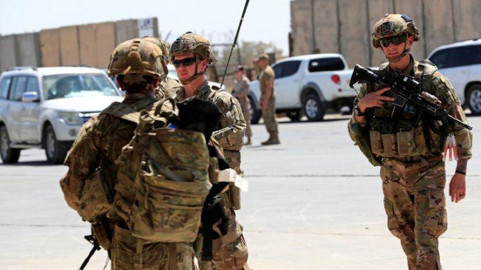 صحيفة: واشنطن وبغداد تخططان للإعلان عن انسحاب القوات الأمريكية مع نهاية 2021.موقع أصدقاء سورية.