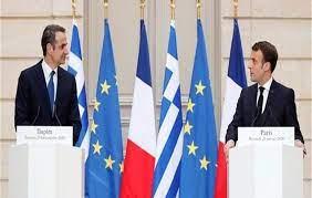 اليونان وفرنسا تقيمان تحالفا بحريا